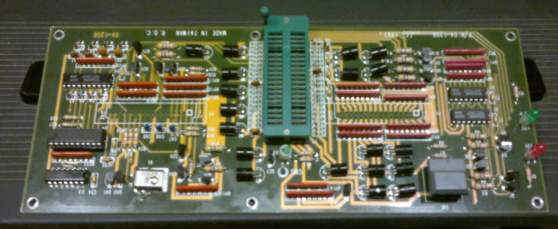 Universal Programmer All 03 Hilosystems Eprom Burner Card Circuit Diagram Uei Pc82 Device Tester