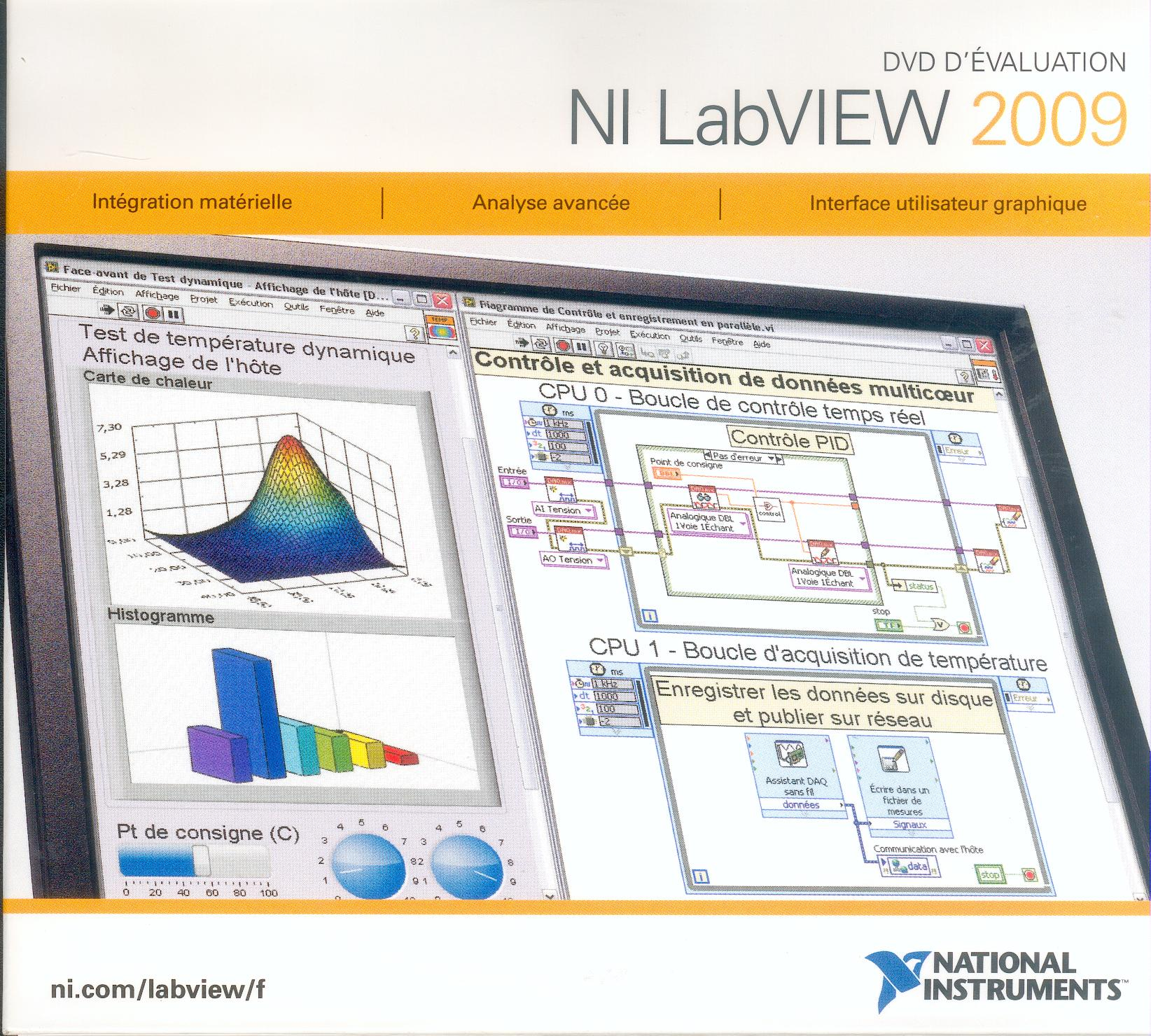 national instruments labview 2009 download