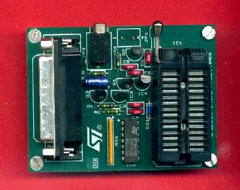 T62T20 Programmer starter kit ST62