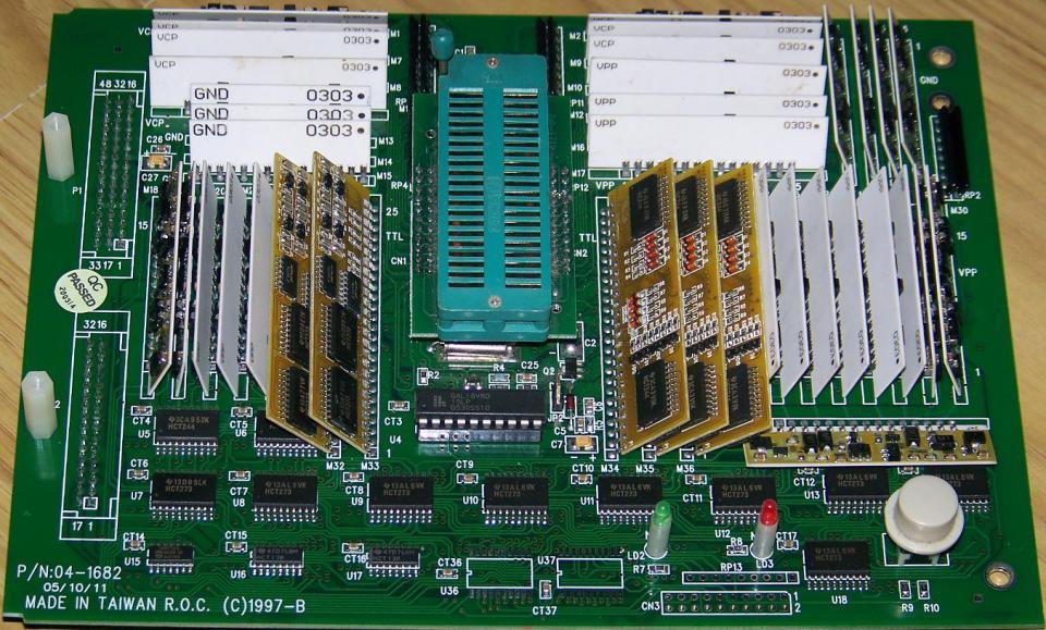 Eprom Programmer Circuit Diagram Http Nadergatorcom Proj17html