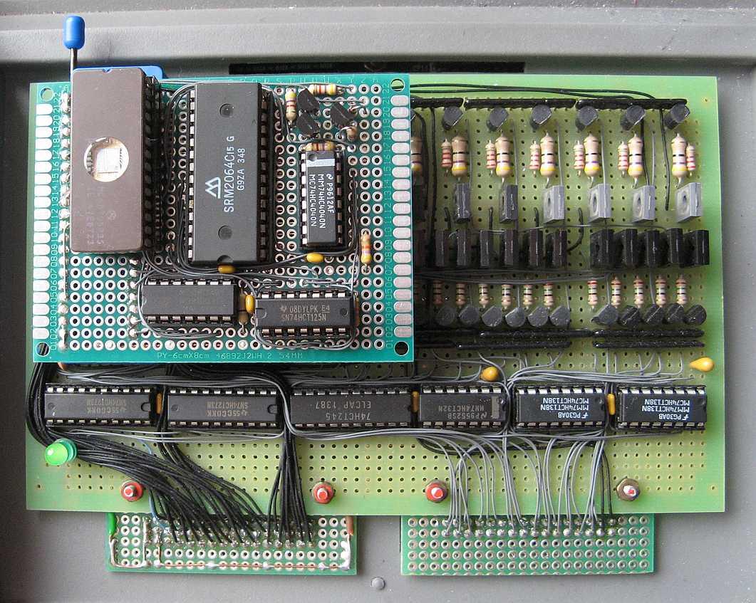 Universal Programmer ALL-11C2 Hilosystems