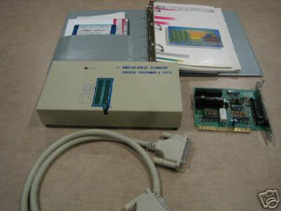 Eeprom Programmer Circuit. this programmer was also